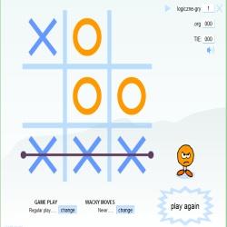 Gra Kółko i Krzyżyk Online